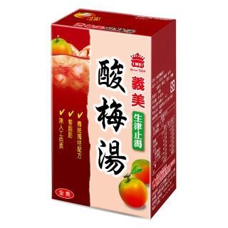 【義美】酸梅湯(250ml/24入/箱)