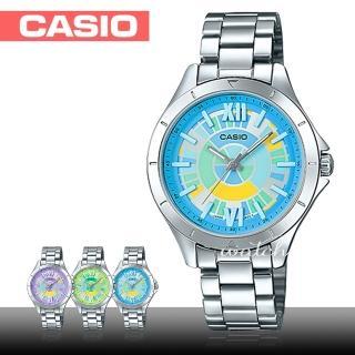 【CASIO 卡西歐】送禮首選 _氣質優雅_防水_礦物玻璃_名媛錶_女錶(LTP-E129D)