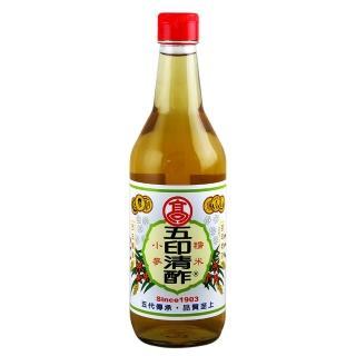 【高印】五賢米醋520ml