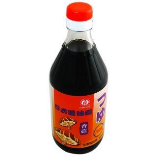 【工研】日式醬油露柴魚香菇500ml