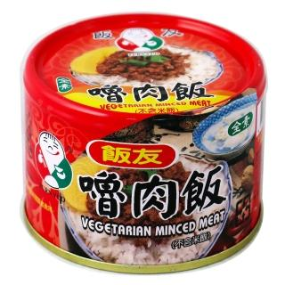 【飯友】嚕肉飯170g
