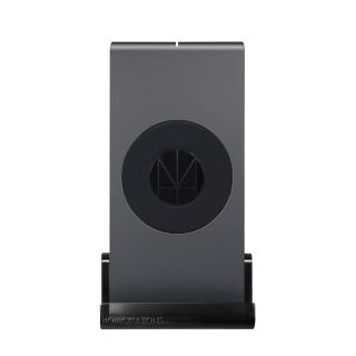 【HOMI】MultiDock 鋁鎂合金多功能QI無線充電座(灰)