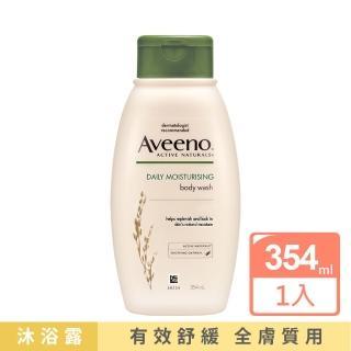 【Aveeno 艾惟諾】燕麥沐浴露(354ml)