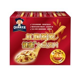 【桂格】紅麴蕎麥健康大燕麥片(1500g)