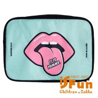 【iSFun】美式塗鴉*嘻哈旅行箱杆包/二款可選