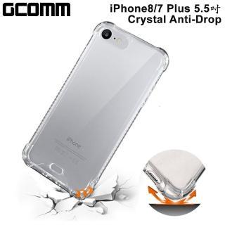 【GCOMM】iPhone7 Plus 5.5吋 Crystal Anti-Drop 抗摔透明保護殼(清透明)