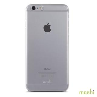 【Moshi】iGlaze XT for iPhone 6 Plus/6s Plus 超薄時尚保護背殼-透明款