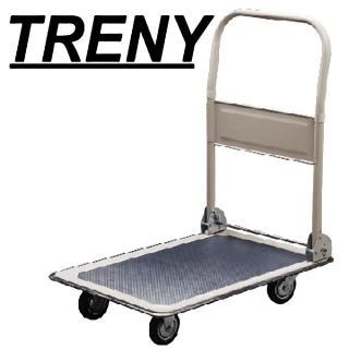 【TRENY】活動摺疊式載物車-荷重90kg.(6735)