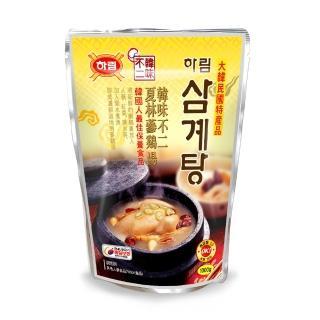 【韓味不二】夏林人蔘雞湯(1kg)