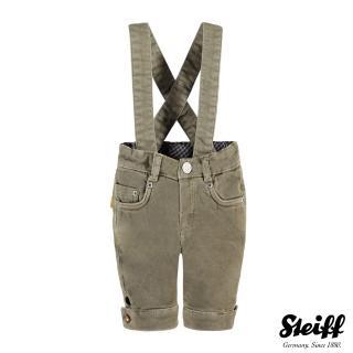 【STEIFF德國精品童裝】休閒吊帶褲(連身洋裝/褲)
