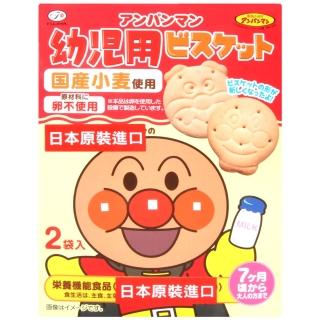 【不二家】麵包超人造型餅乾(84g)