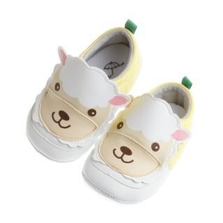 【布布童鞋】ArnoldPalmer雨傘牌可愛動物系列咩咩羊透氣寶寶學步鞋(MAZ254M)
