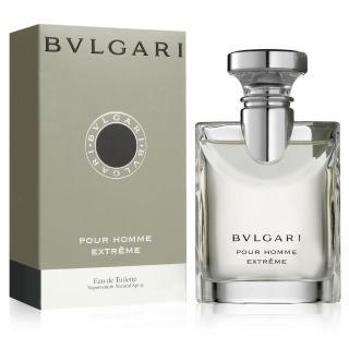 【BVLGARI寶格麗】Pour Homme Extreme 大吉嶺極緻淡香水(100ml)