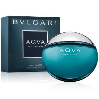 【BVLGARI寶格麗】AQVA水能量男性淡香水(50ml)