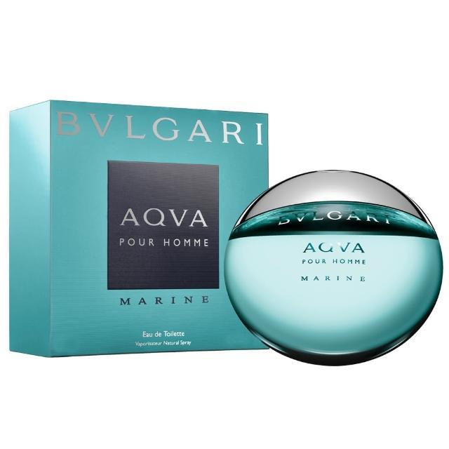 【BVLGARI 寶格麗】活力海洋能量男性淡香水(100ml)