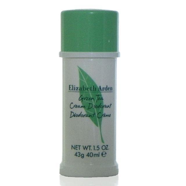 【Elizabeth Arden】Green Tea Deodorant Cream 綠茶體香膏(43g 乳霜狀)