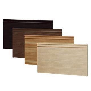 【顛覆設計】海岸線木心板5尺雙人床頭片