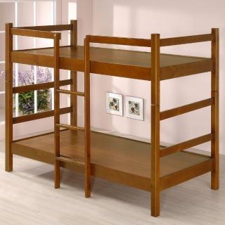 【Homelike】艾登3.5尺雙層床