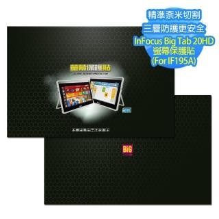 【InFocus】Big Tab20吋 平板保護貼(適用於IF195A)