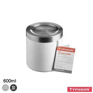 【TYPHOON】Hudson系列密封罐600ml(2色)