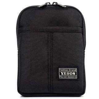 【YESON】18型相機手機工具多功能腰包二色可選(MG-588)