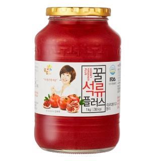 【韓味不二】花泉 蜂蜜石榴茶(1kg)