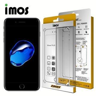【iMOS】Apple iPhone 7 Q-SHOCK 防摔手機保護殼(透明)