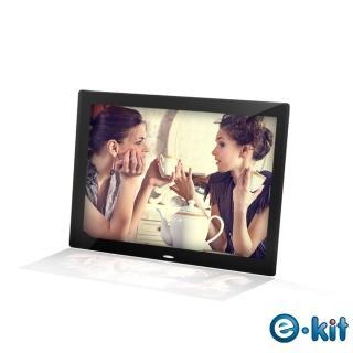 【逸奇e-Kit】15吋相框電子相冊-黑色款(DF-V801_BK)