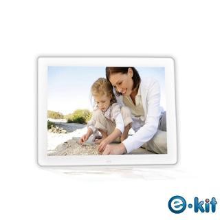 【逸奇e-Kit】15吋相框電子相冊-白色款(DF-V801_W)