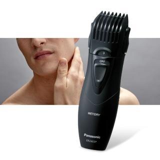 【Panasonic】國際牌輕巧型可水洗修鬍修鬢角器ER2403