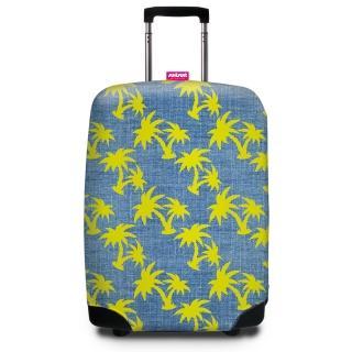 【Suitsuit】行李箱套-熱帶椰林(適用24-28吋行李箱)