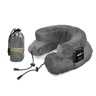 【CABEAU】專利進化護頸充氣枕 灰色