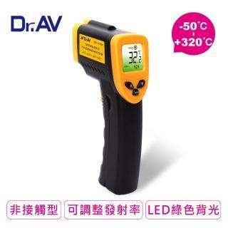 【Dr.AV】紅外線槍型 溫度計(GE-433)