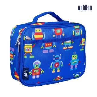 【美國Wildkin】保冰保溫袋/萬用袋(33112機器人總動員)
