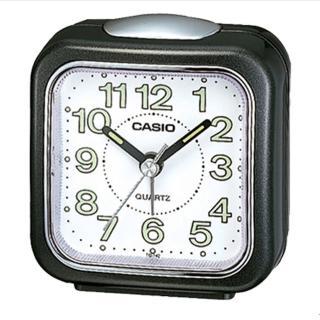 【CASIO】微型照明輕便型鬧鐘(TQ-142-1)