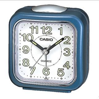 【CASIO】微型照明輕便型鬧鐘(TQ-142-2)