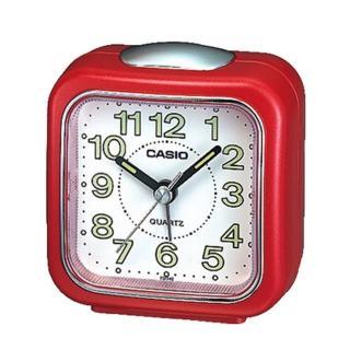 【CASIO】微型照明輕便型鬧鐘(TQ-142-4)