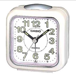 【CASIO】微型照明輕便型鬧鐘(TQ-142-7)