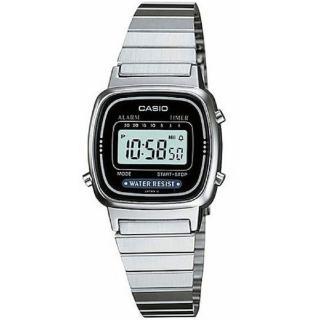【CASIO】復古質感優雅腕錶(LA-670WD-1)