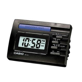 【CASIO】實用貪睡鬧鐘(DQ-541-1)