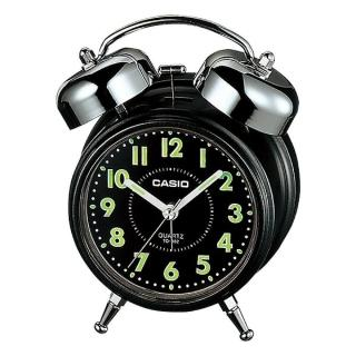 【CASIO】鈴聲鬧鈴桌上型鬧鐘(TQ-362-1A)