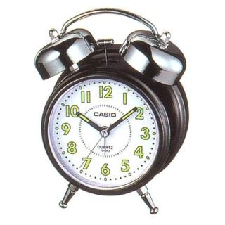 【CASIO】鈴聲鬧鈴桌上型鬧鐘(TQ-362-1B)