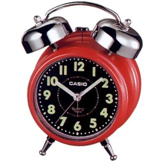 【CASIO】鈴聲鬧鈴桌上型鬧鐘(TQ-362-4A)