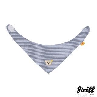【STEIFF德國金耳釦泰迪熊】三角領巾(圍兜)