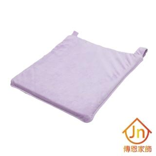 【J&N】瑞亞餐椅墊●粉紫、卡其(任選 2 入)
