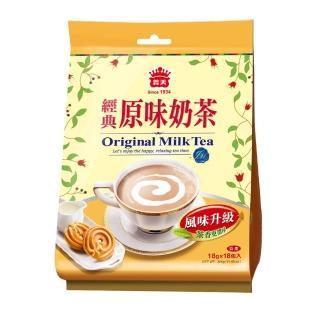 【義美】經典原味奶茶(18g x 18包)