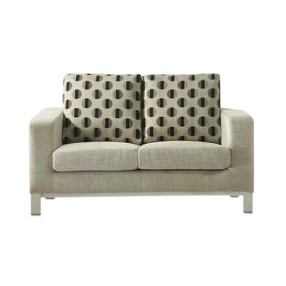 【Bernice】瑪莎雙人座布沙發