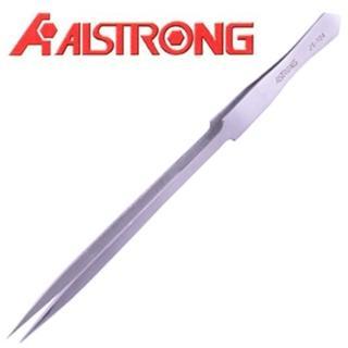 【ALSTRONG】不鏽鋼長尖鑷子 TZ-104