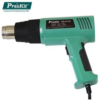 【ProsKit 寶工】溫度保護型熱風槍 SS-611A