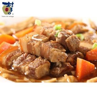 【鮮食家任選799】村子口 東坡肉(500g/包)